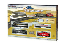 Bachmann HO Scale Thoroughbred Norfolk Southern Train Set NEW 00691