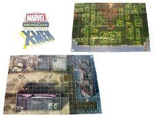 HEROCLIX CARTE GÉANT-TAILLE X-MEN 2 faces Carte KRAKOA/MADRIPOOR