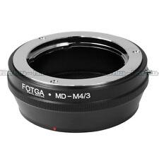 Minolta MD MC lens to Micro 4/3 M4/3 Adapter for E-PL5 E-P5 E-M5 GF5 GF6 G5 GH4