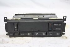 1998 - 2002 Lincoln Town Car Crown VIC A/C Heater Climate Control Unit Tested