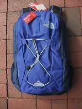 THE NORTH FACE  WOMENS JESTER BACKPACK- LAPTOP SLEEVE-CHJ3- BRIGHT NAVY/ U NAVY