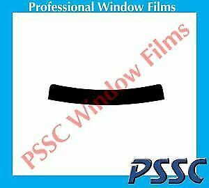 Pre Cut SunStrip Car Auto Window Films For VW Polo 5 Door Hatchback 2009-2014