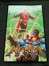 THANOS INFINITY ABYSS, SOFT COVER