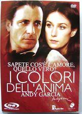 Dvd I Colori dell'anima - Modigliani con Andy Garcia 2004 Usato raro