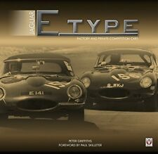 Jaguar E-Type Factory & Private Competition Cars (Lightweight FHC DHC) Buch book