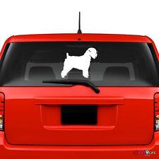 Wheaten Terrier Windshield Sticker Vinyl Auto Window wheatie
