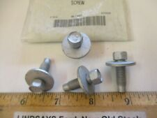 "4 PCS FORD 2010/13 TRANSIT CONNECT ""SCREW & WASHER"", M8X1.25 X 20MM W503931-S442"