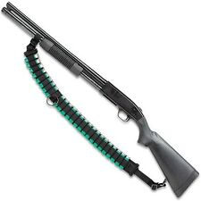 REMINGTON 870 TACTICAL SHOTGUN AMMO SLING BANDOLEER 25 SHELL BLACK - USA MADE