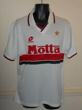 Rare AC Milan Away Shirt  1994-1995 large men's  #999