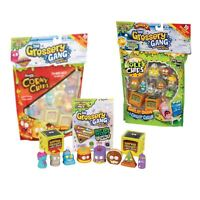 Grossery Gang - Pack of 10 Series 1 Corny Chips Series 2 Moldy Chips Official