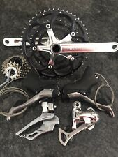 Shimano Ultegra 6600 Part Groupset (Triple)
