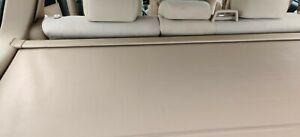 2003-2008 Subaru Forester Cargo Cover Privacy Tan