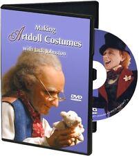 DVD: Making Artdoll Costumes with Jack Johnston