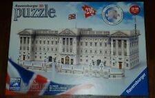 **Brand New & Sealed** Ravensburger 3D Jigsaw Puzzle BUCKINGHAM PALACE - 216 pce