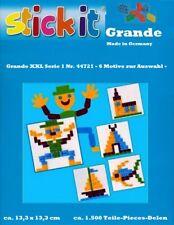 Mini Stecksystem Grande XXL Sortiment I, ca. 1.500 Teile Nr. 44721