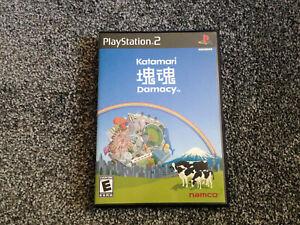 Katamari Damacy PS2 (Sony PlayStation 2, 2004)