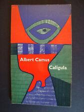 """Albert Camus   """" Caligua """"   1961  De Bezige Bij  # 68"""