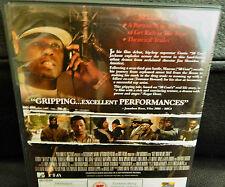 """Get Rich Or Die Tryin' (DVD, 2006) Curtis """"50 Cent"""" Jackson. Region 2."""