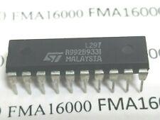 L297 Stepper motor circuit  DIP-20
