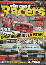 VINTAGE RACERS 14 FERRARI 250 GTO IKA TORINO 380W BMW M5 PRODUCTION FORD ANGLIA