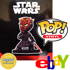 DARTH MAUL Star Wars Funko Pop! Mystery Mini Smuggler's Bounty Exclusive
