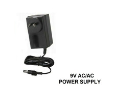 9V AC 1A 2.5mm tip POWER SUPPLY FOR ALESIS NANOSYNTH NANOBASS NANOPIANO NANOVERB