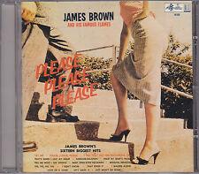 JAMES BROWN - please please please CD japan edition