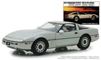 GREENLIGHT 1/18 SCALE 1984 CHEVROLET CORVETTE C4 MODEL | BN | 13534