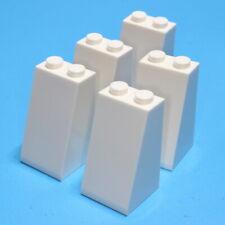 Schrägstein invertiert 45° 6 x 1 weiß 52501 white 4259937 NEU LEGO 5 Stk