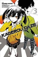 Kagerou Daze The Manga 3, Paperback by Jin; Satou, Mahiro (ILT), Like New Use...