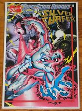 COSMIC POWERS UNLIMITED WITH THE SILVER SURFER #2 Marvel Comic book
