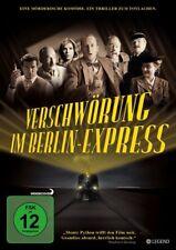 Verschwörung im Berlin-Express ( Schwedischer Thriller ) - Gustaf Hammarsten NEU