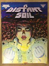 1984 A Distant Soil #4 Warp Graphics Colleen Doran