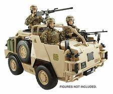 """HM ARMED FORCES JACKAL TANK VEHICLE for 12"""" Action toy Man figures, Boxed"""