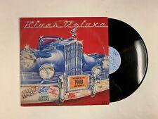 VA Blues Deluxe LP XRT 9301 US 1980 VG+ MUDDY WATERS KOKO TAYLOR WILLIE DIXON