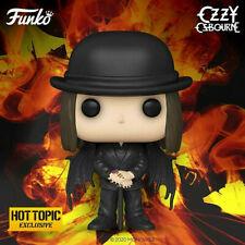 Funko Pop! Rocks Ozzy Osbourne Ordinary Man Hot Topic Exclusive Preorder