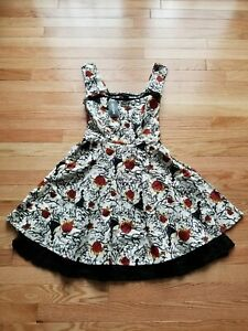 Hot Topic Disney Snow White Dress Size Small New