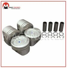 PISTON & RING SET TOYOTA 1ZZ-FE FOR COROLLA RAV-4 AVENSIS WISH CELICA 1.8 LTR