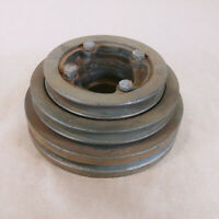 Jaguar XKE E-Type S1.5 S2 Original Crankshaft Pulley & Harmonic Damper OEM
