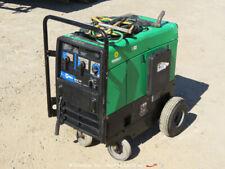 New listing 2013 Miller Bobcat 250 Portable Welder Welding Generator Cart Kohler Gas bidadoo