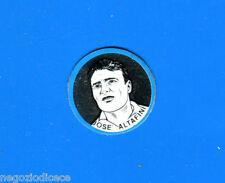 KICA - Sorprese Decalcomania Figurina-Sticker anni 60 -ALTAFINI SCUDETTO METALLO