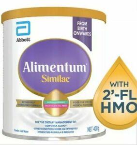 Similac Alimentum Hypoallergenic Infant Baby Milk Formula (400g). Free P&P.