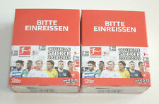 Topps Bundesliga Sticker 2018/2019 - 2 x Display / 72 Tüten Neu & OVP