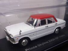 Norev Prince Skyline 2000 GT 1965 1/43 Scale Box Mini Car Display Diecast Vol 45