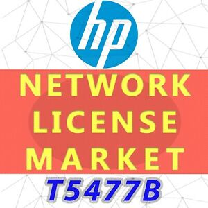 T5477B HP Bus Copy EVA4400 Unlim SW Stock License E-Delivery