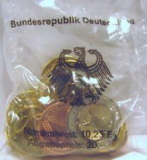 ORIGINAL BRD STARTERKIT BUNDESREPUBLIK DEUTSCHLAND 10,23 EURO/20,- DM NEU OVP
