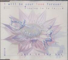 Jack In The Box - I Will Be Your Love Forever (Singing La La La...)  Maxi-CD '95