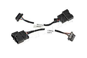 Original BMW E46 3er LED Rückleuchten Adapterkabelsatz 61120153650