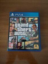 GTA V - Playstation 4 - Edizione Europea Francia - Lingua Italiana