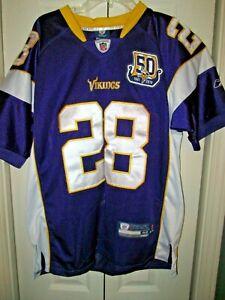 NFL  Minnesota Vikings Adrian Peterson #28 Replica Football Jersey